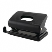 Q-Connect Light Duty Hole Punch Black
